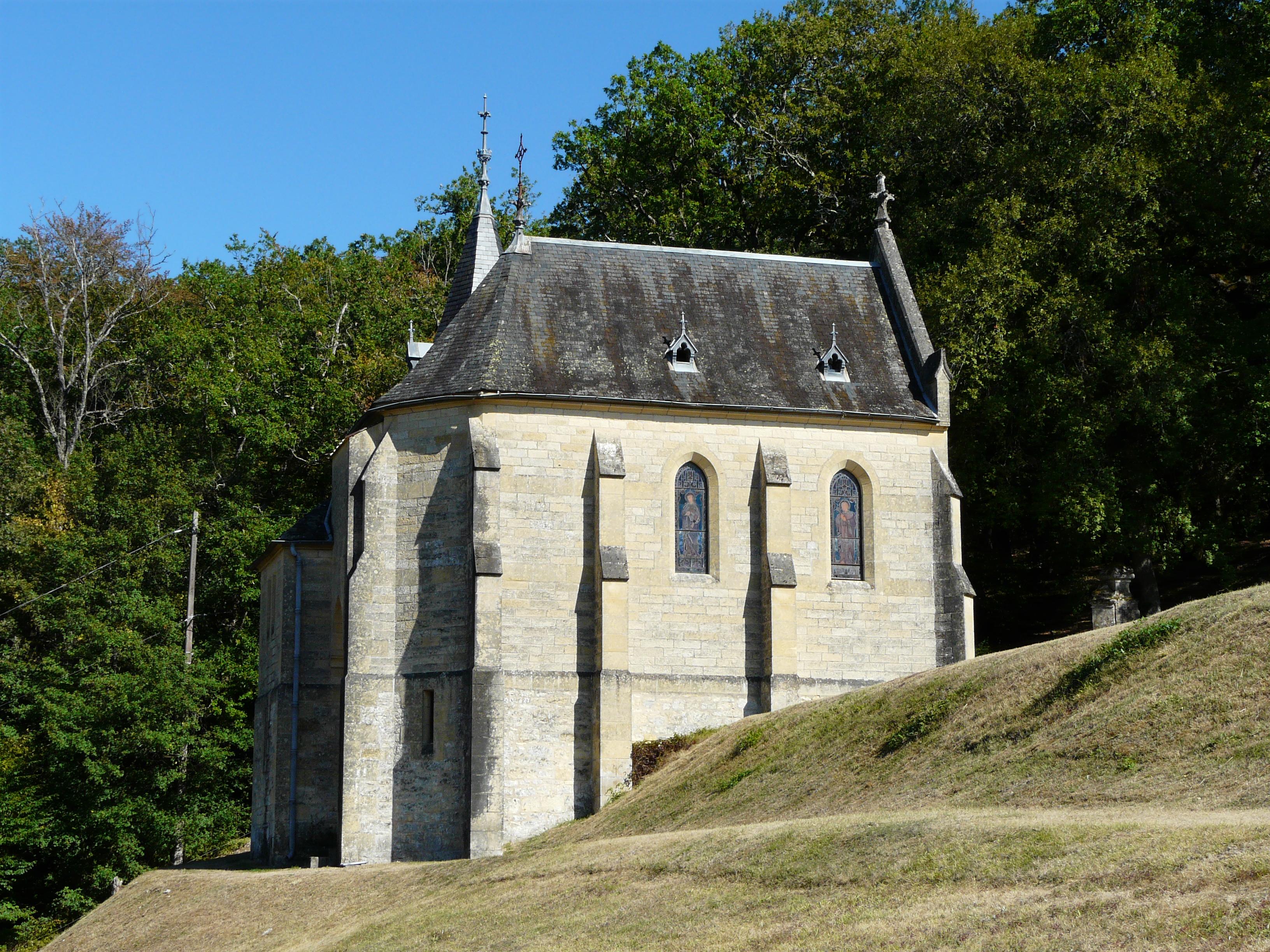 Fichier castelnaud lacoste chapelle jpg wikip dia for Garage ad la chapelle bouexic