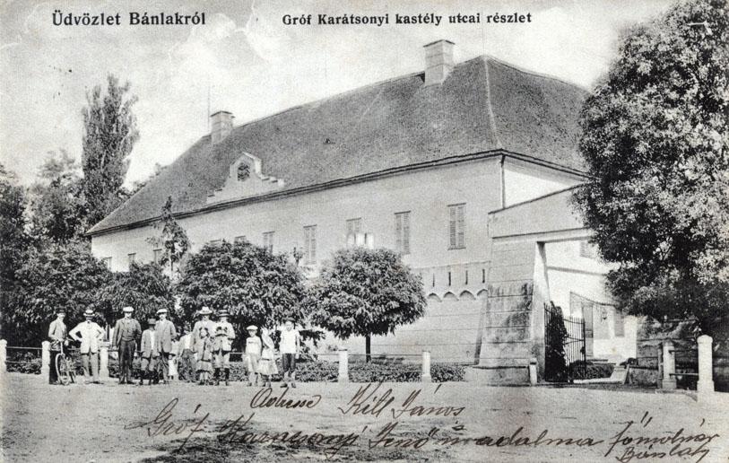 Multe monumente istorice sunt lăsate în paragină. Castelul din Banloc nu face excepție