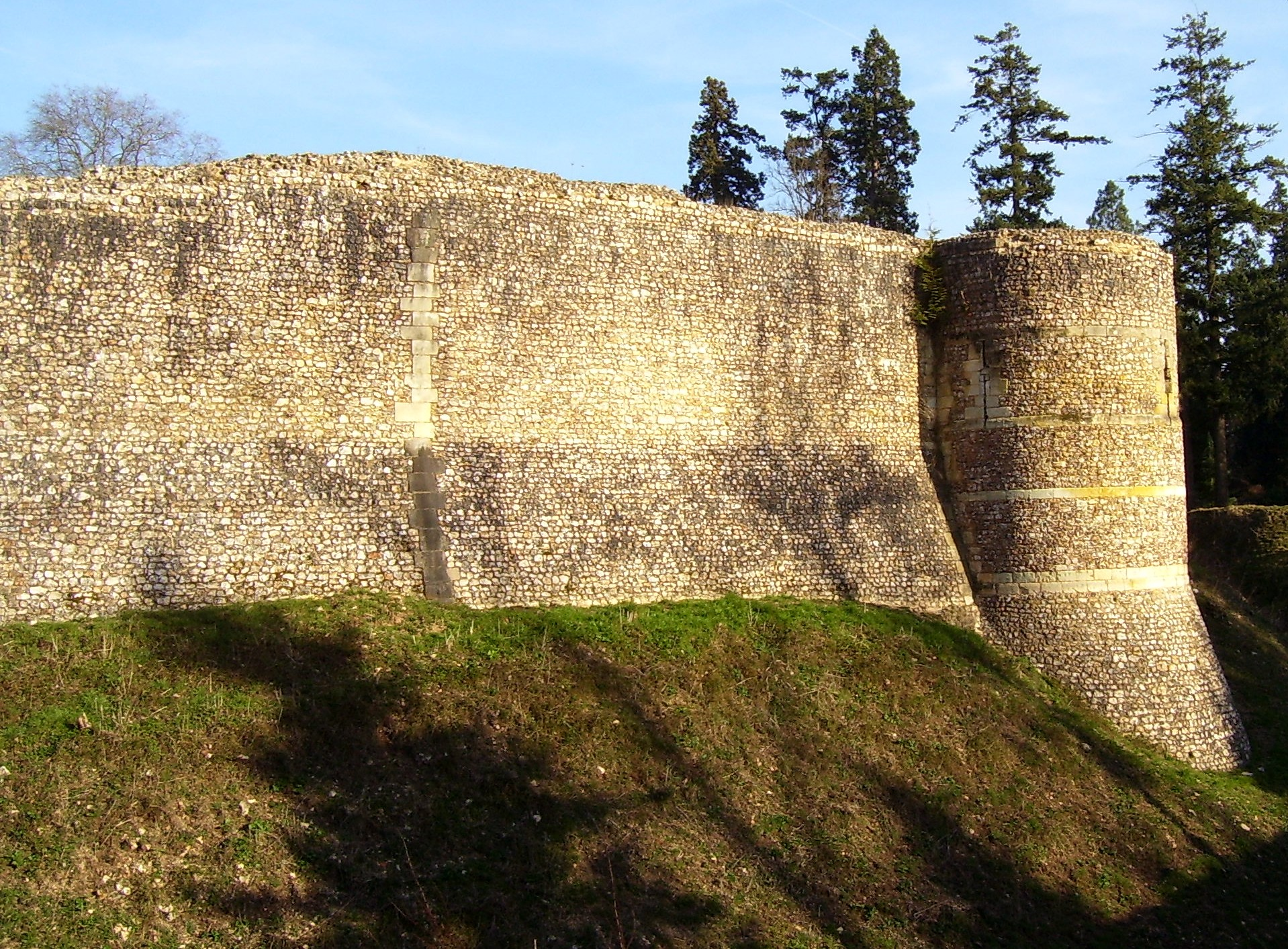 Battlement, own photo, licence:CC by
