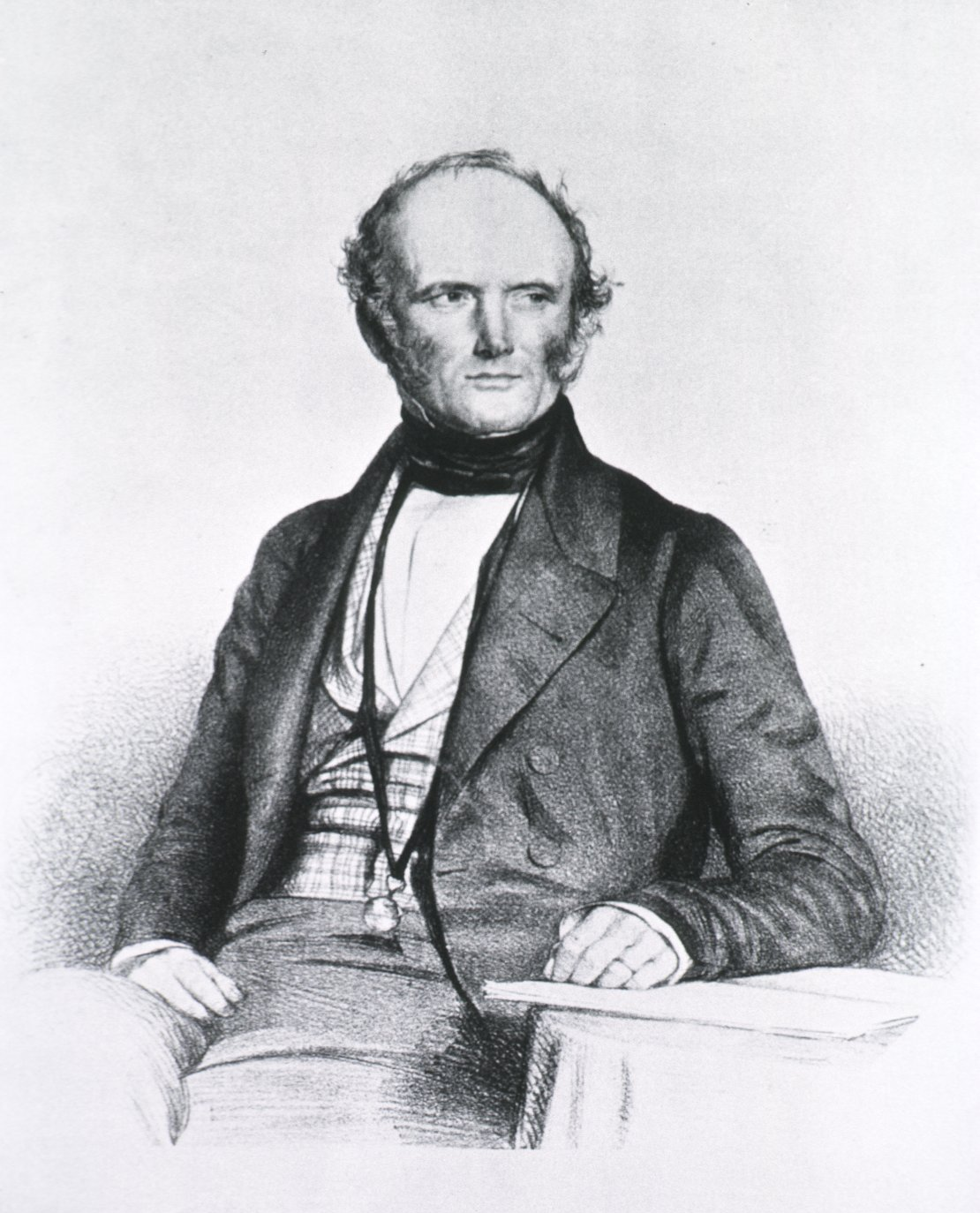 About: Charles Lyell