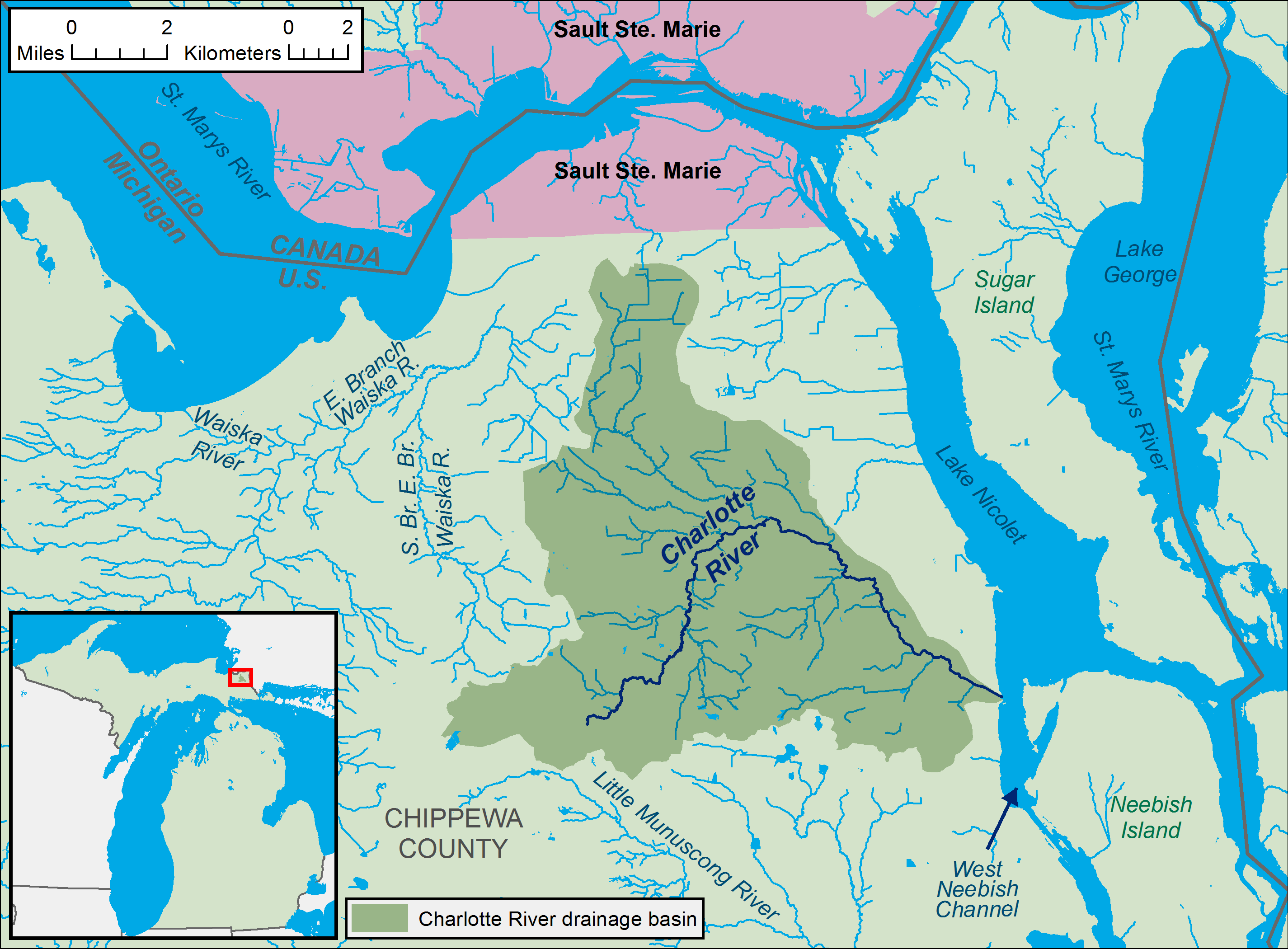 File:Charlotte River Michigan map.png - Wikimedia Commons