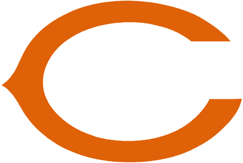 Chicago Bears orange logo