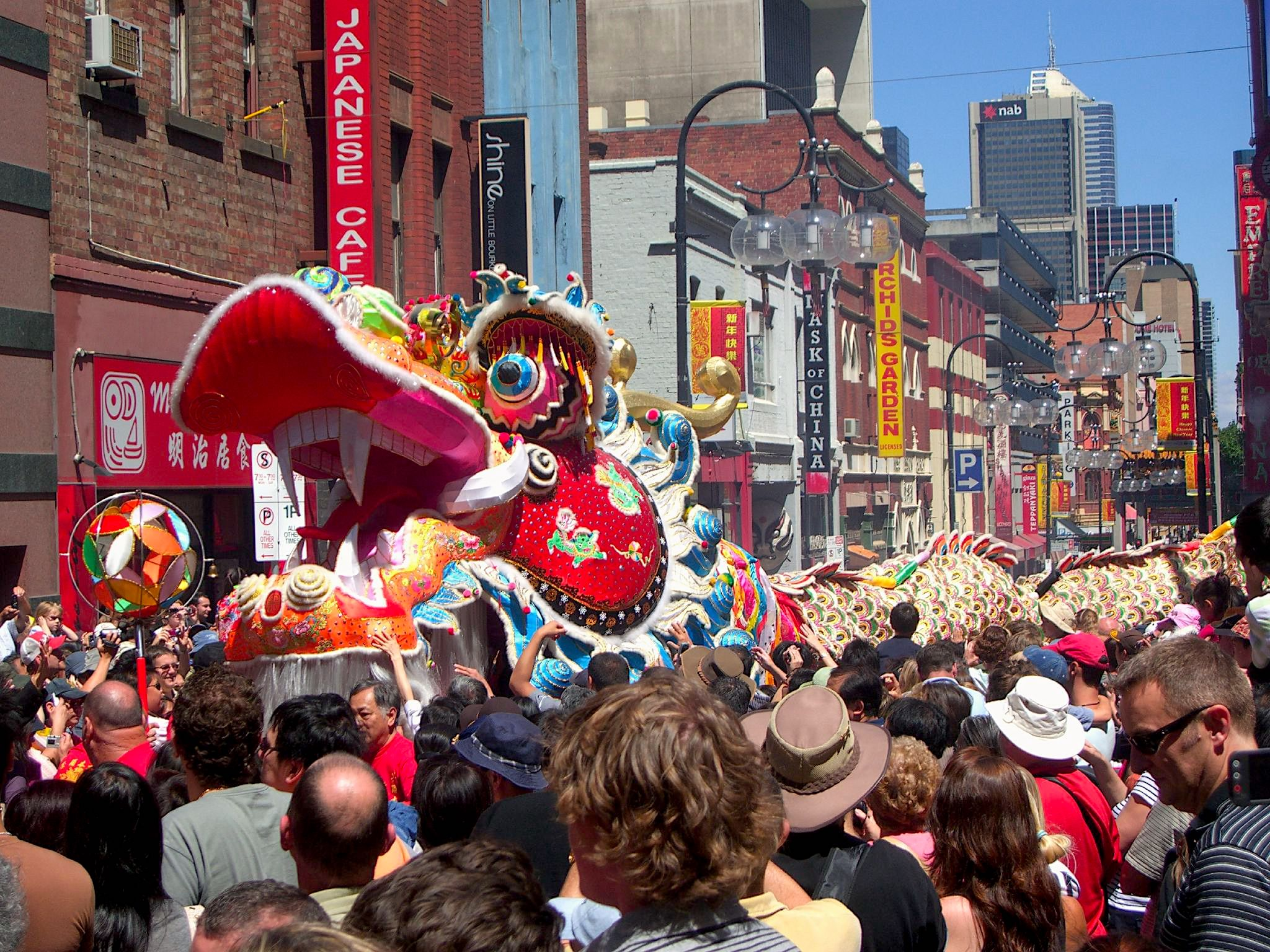 Chinese New Year celebrations in Melbourne's Chinatown.jpg