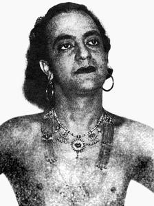 Bulbul Chowdhury Bengali dancer