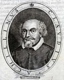Claudio Achillini cover