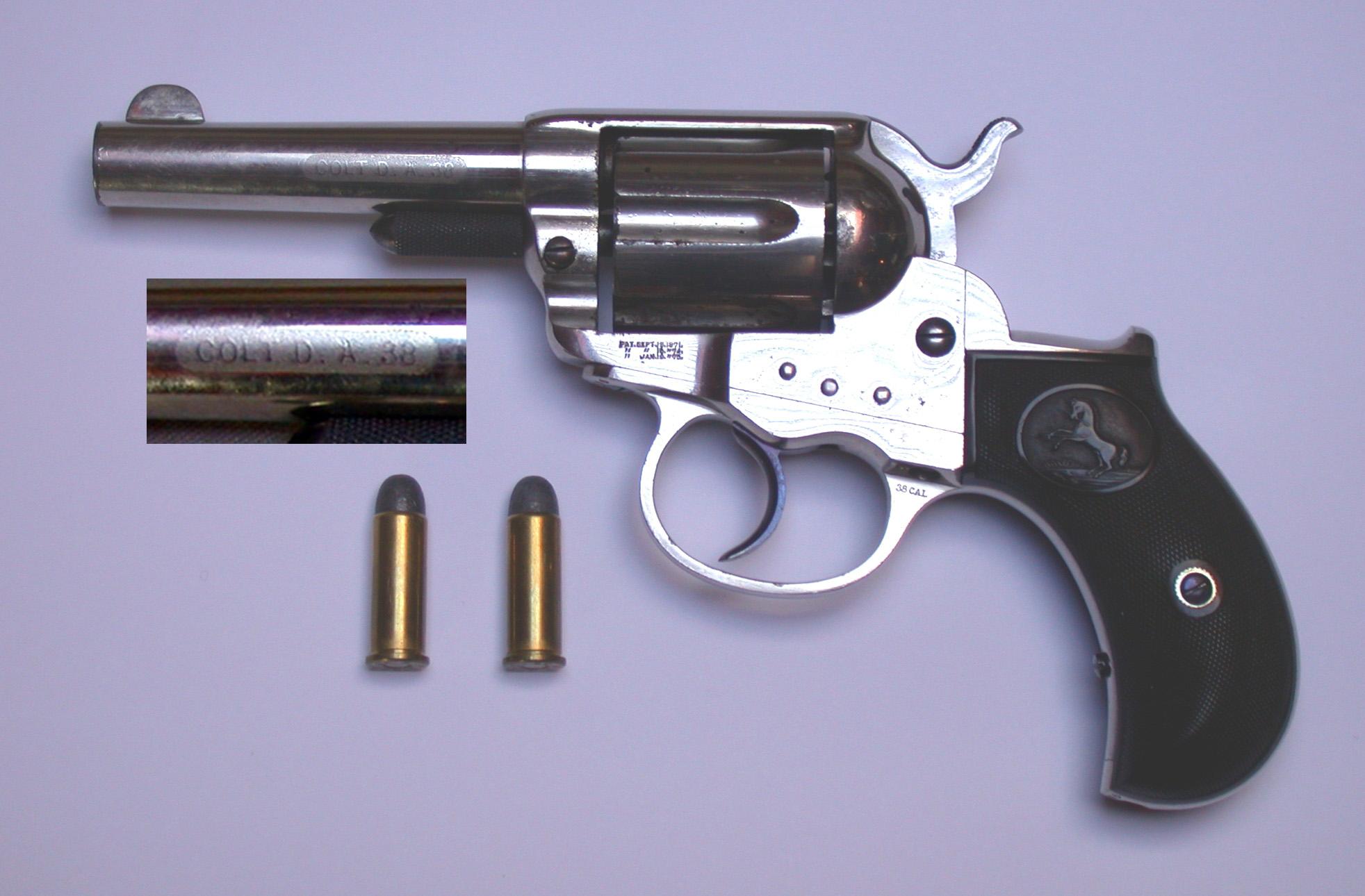 Colt M1877 - Wikipedia