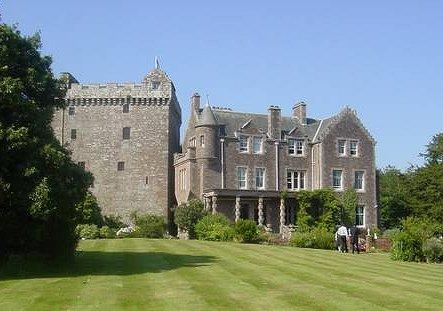 Comlongon Castle Wikipedia