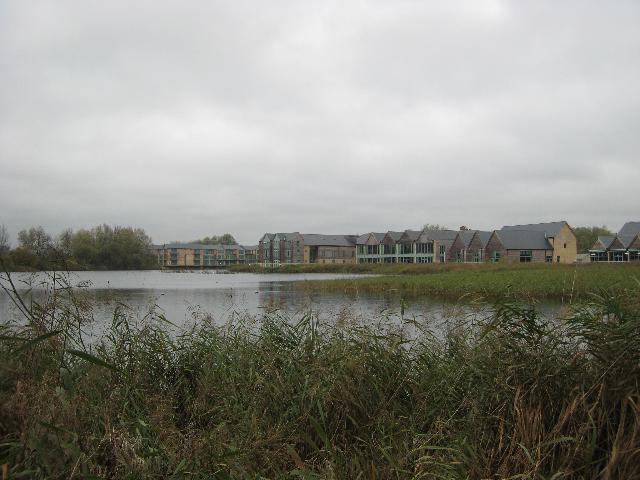 Cotswold Water Park - geograph.org.uk - 1049507