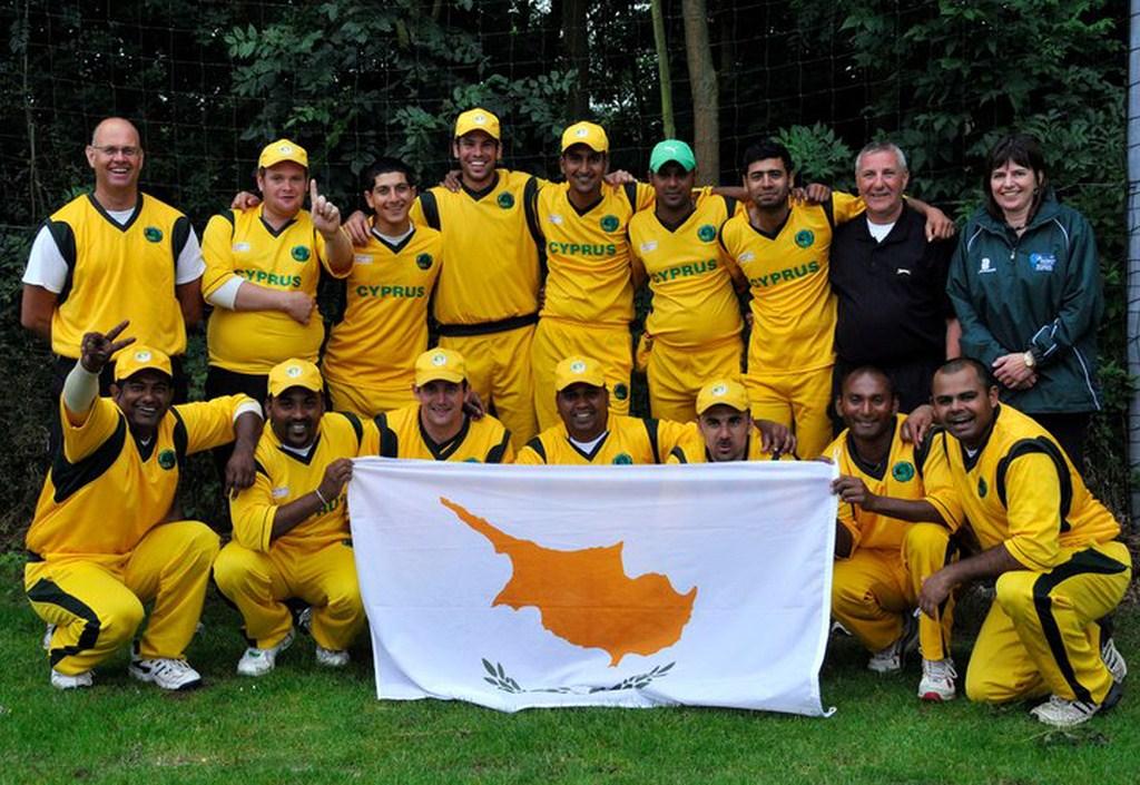 half off 4a6f9 1f7ab Cyprus national cricket team - Wikipedia