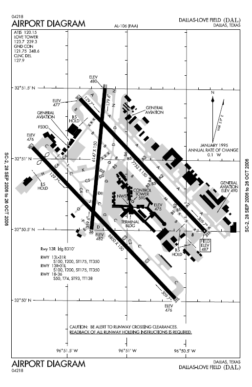 Datei:DAL airport map.PNG – Wikipedia