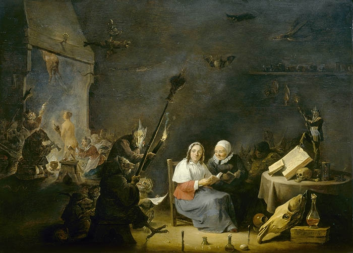 File:David Teniers II - Witches Initiation.jpg
