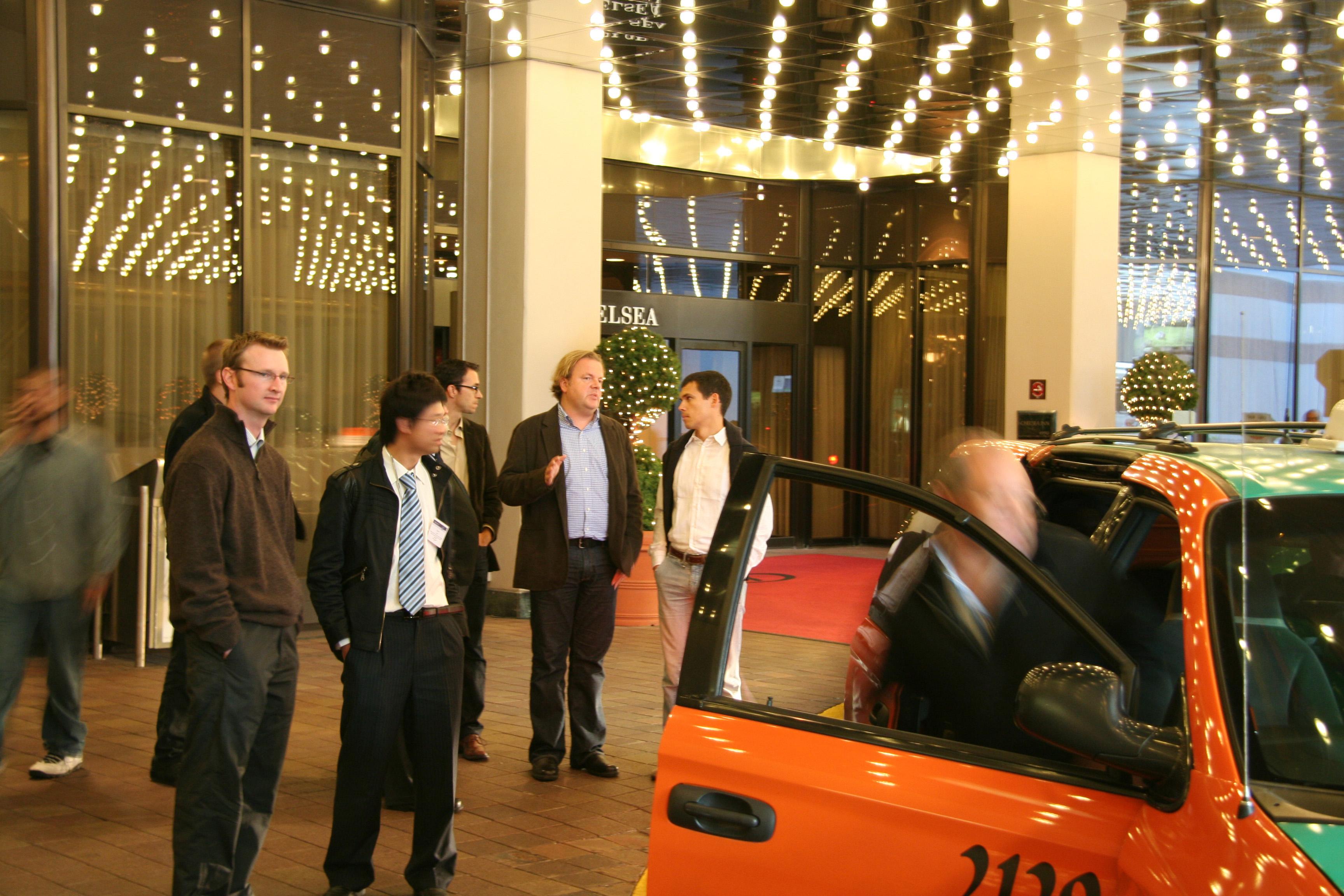 Delta Chelsea Hotel Toronto Telephone