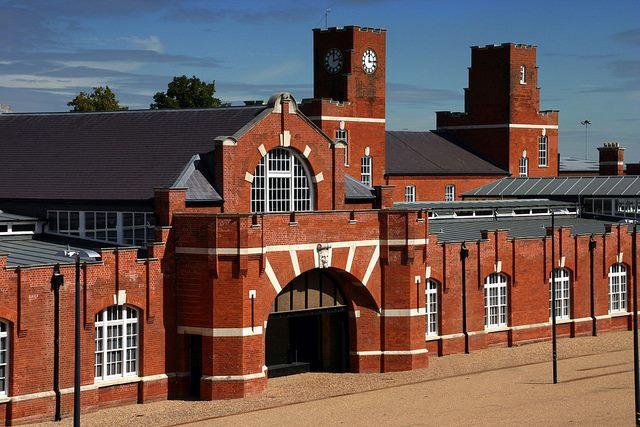 Royal Naval Barracks Chatham Wikipedia
