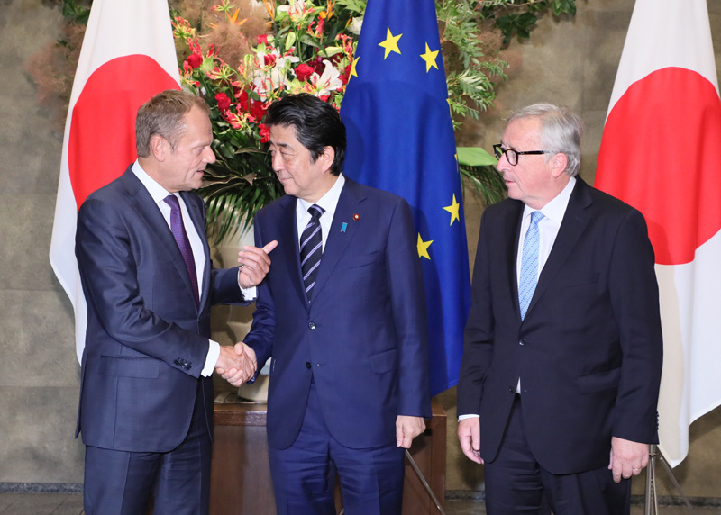 Image result for eu japan
