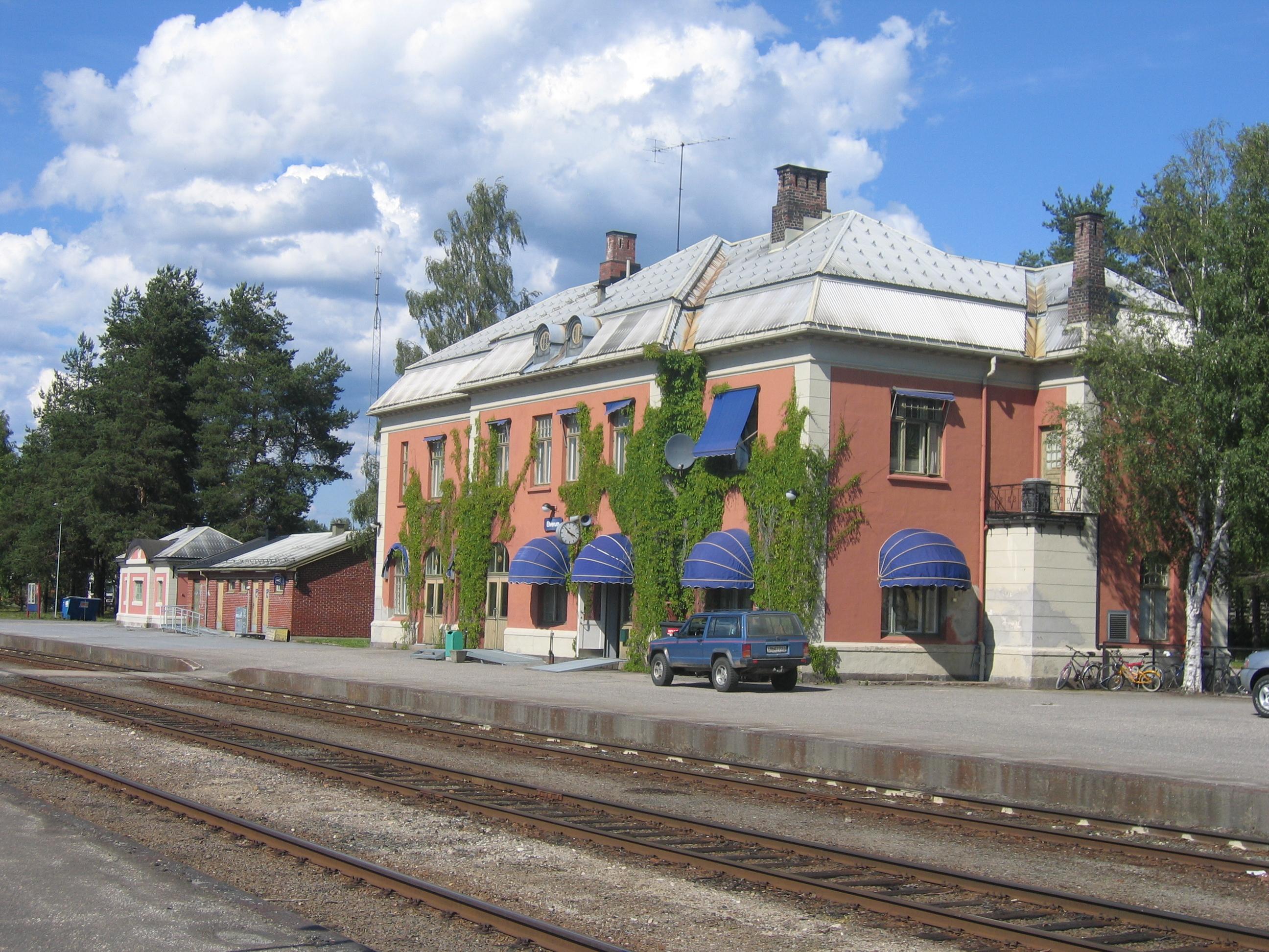 Elverum stasjon