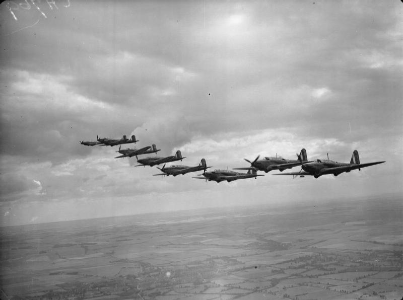File:Fairey Battle - Royal Air Force Bomber Command, 1939 ...