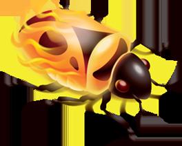 English: Firebug's logo Français : Logo de Firebug