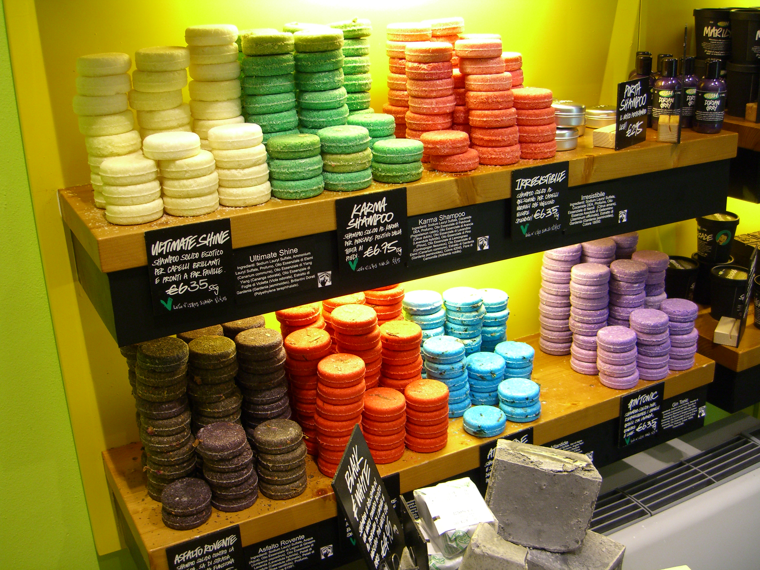 Lush (company) | Wiki & Review | Everipedia