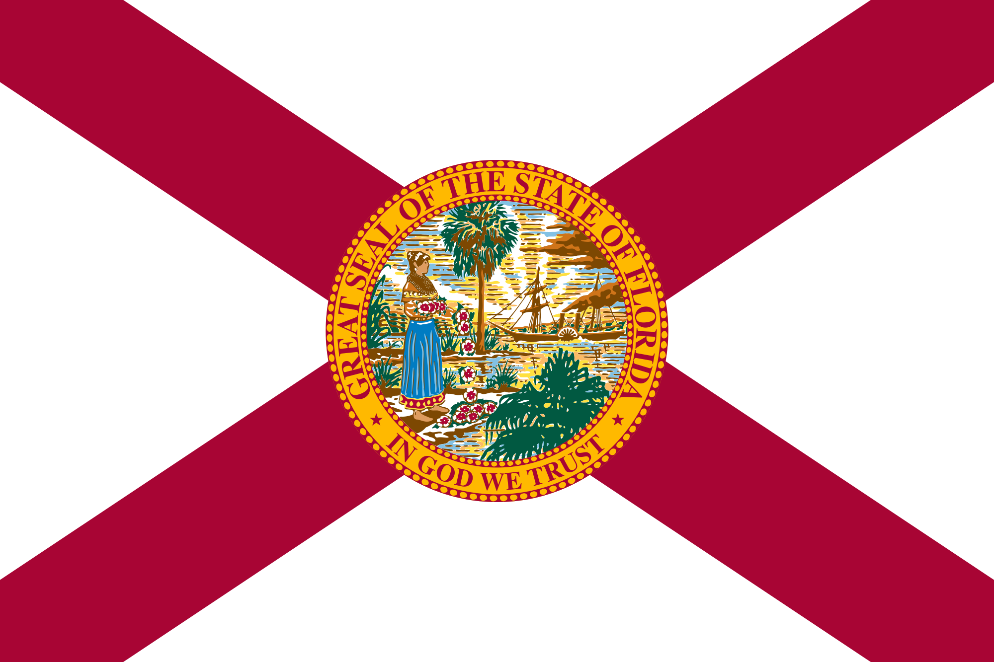 File Florida state flagpng   Wikimedia Commons VGsL4K1w