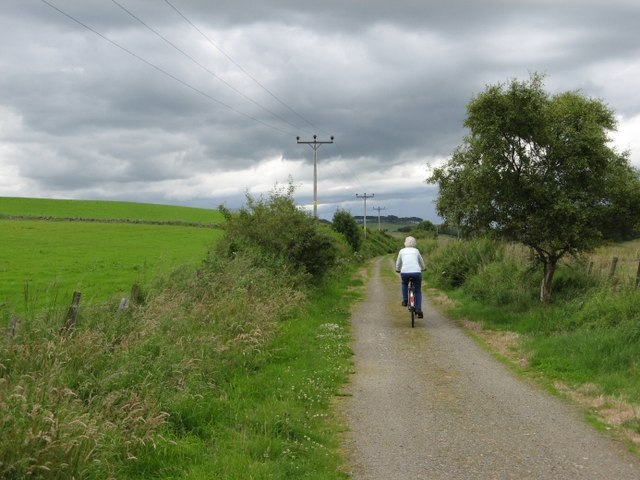 Formartine and Buchan Way - geograph.org.uk - 509884