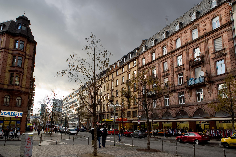 Breite Gasse Frankfurt
