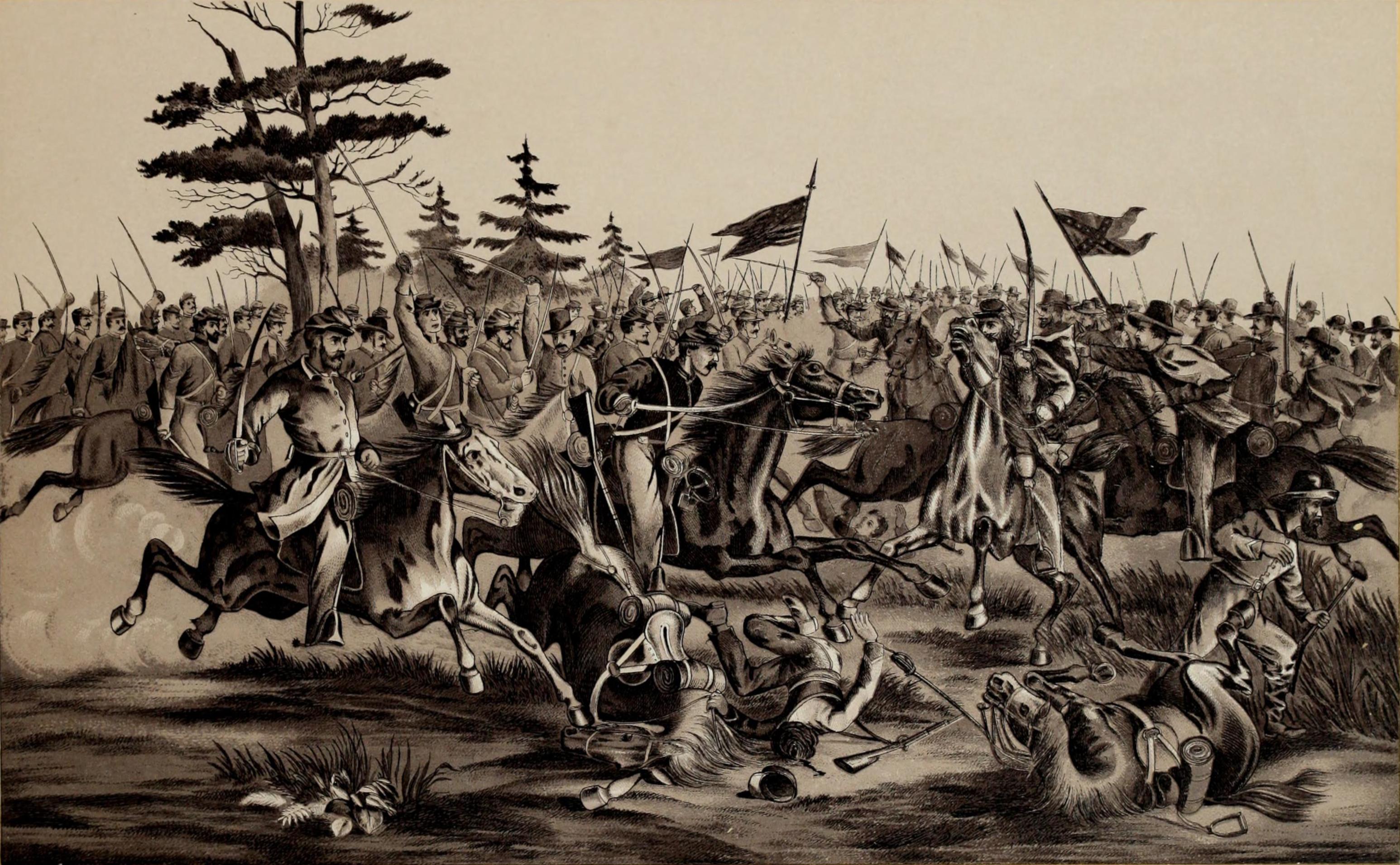 Battle of Yellow Tavern - Wikipedia