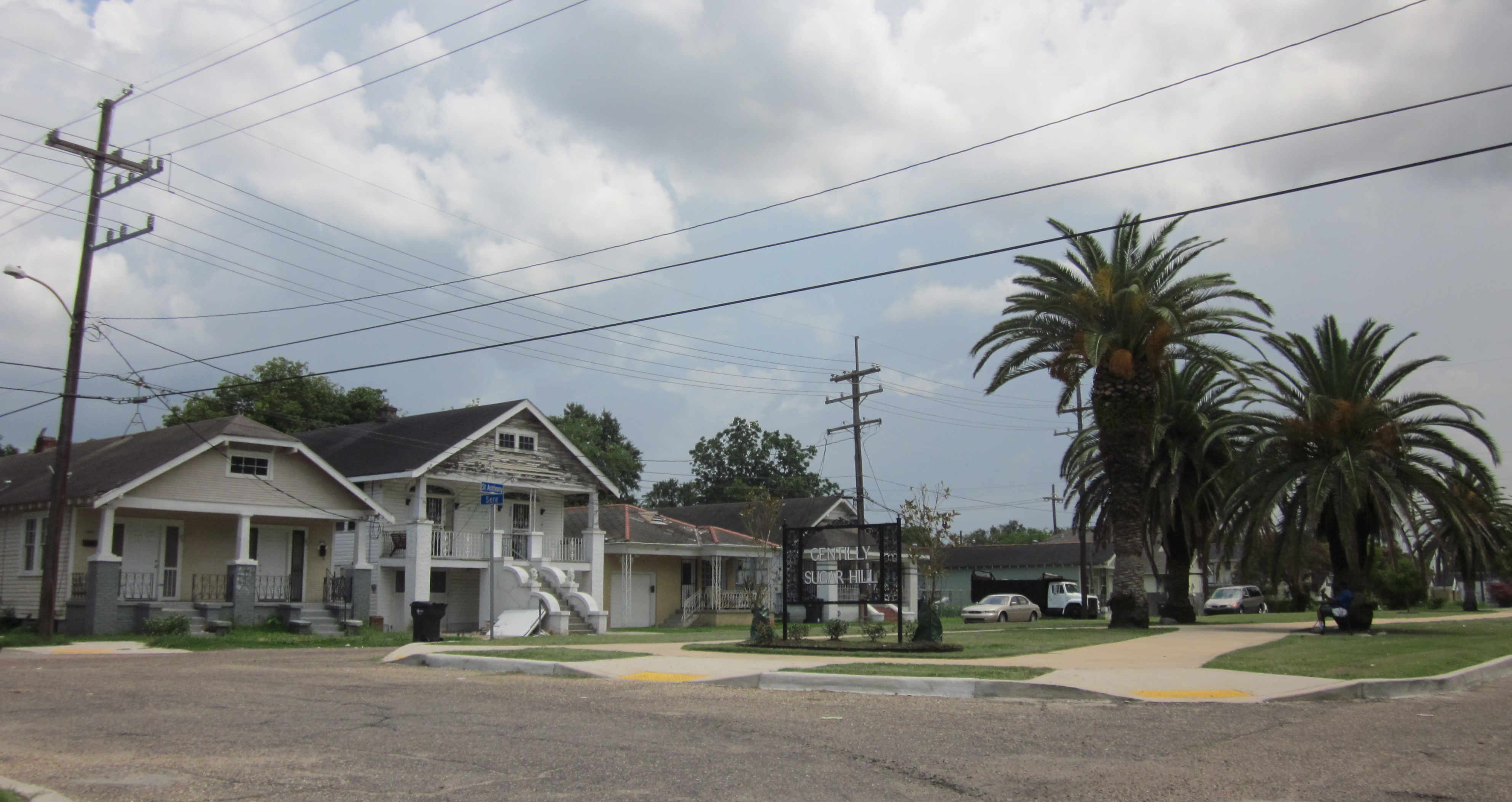 Gentilly New Orleans Wikipedia