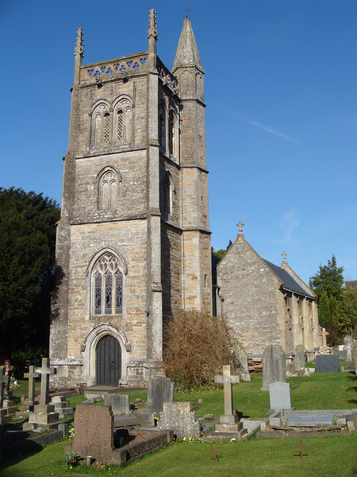 Church of Saint Mary The Virgin, Hutton - Wikipedia