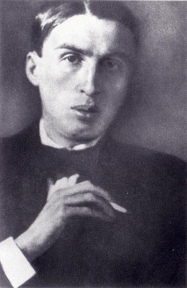 Ivanov in 1921