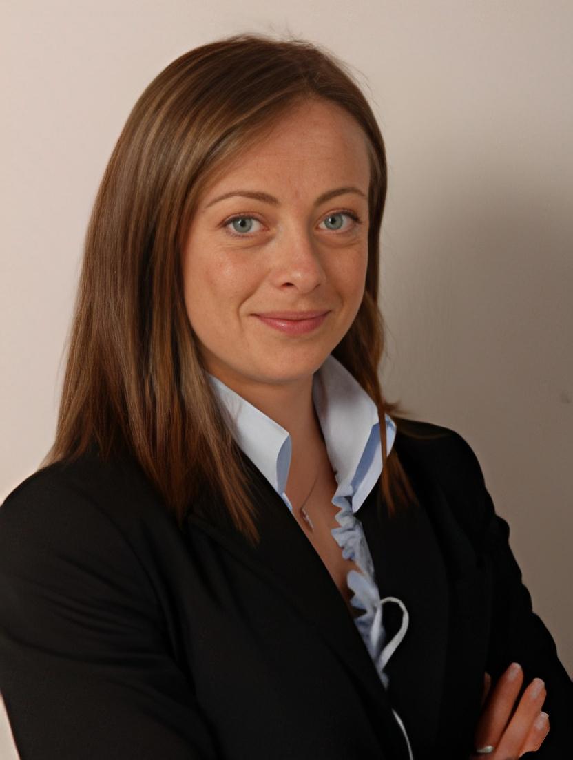 Giorgia Meloni nel 2006