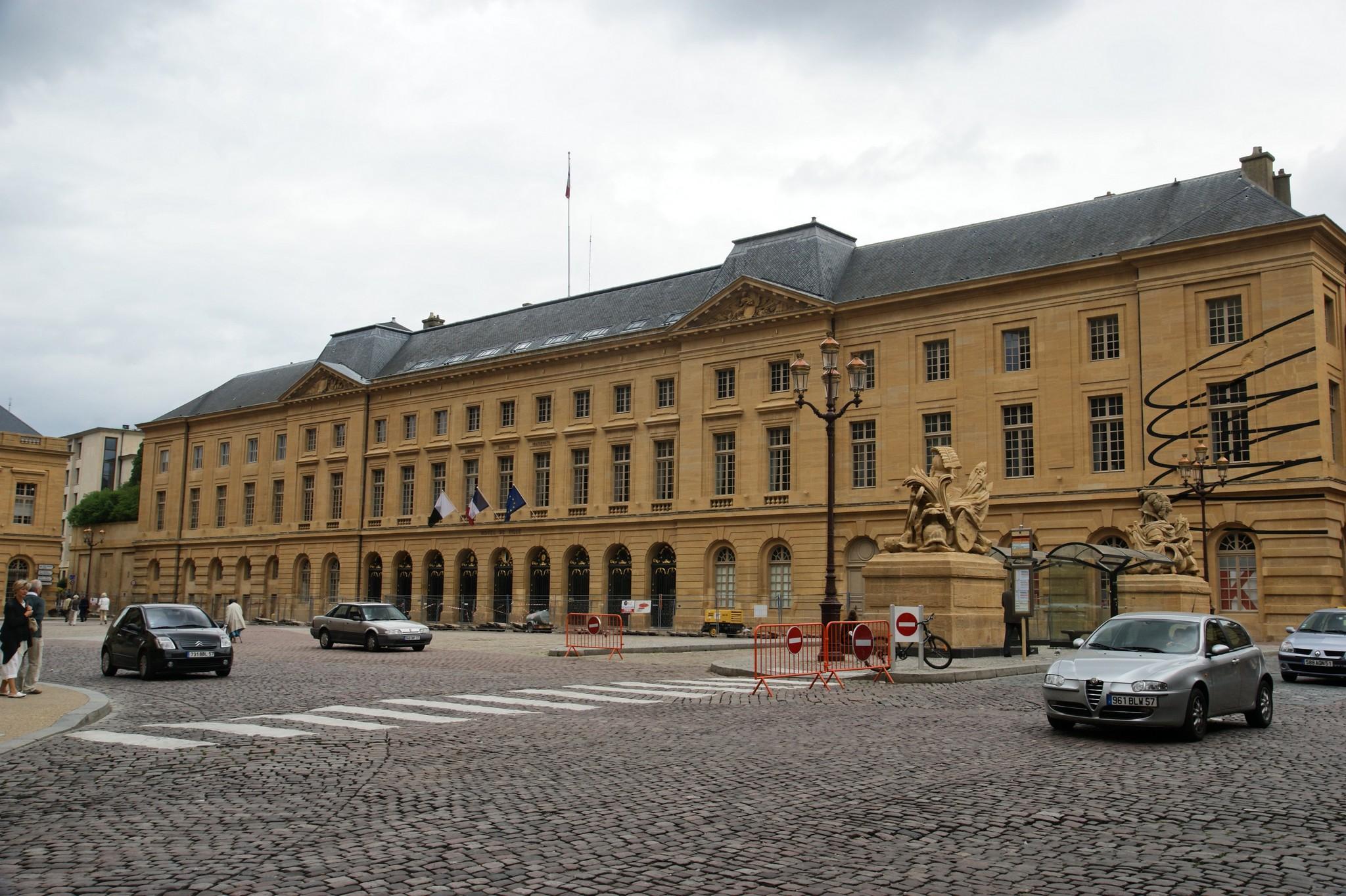 Hôtel de ville metz u wikipedia