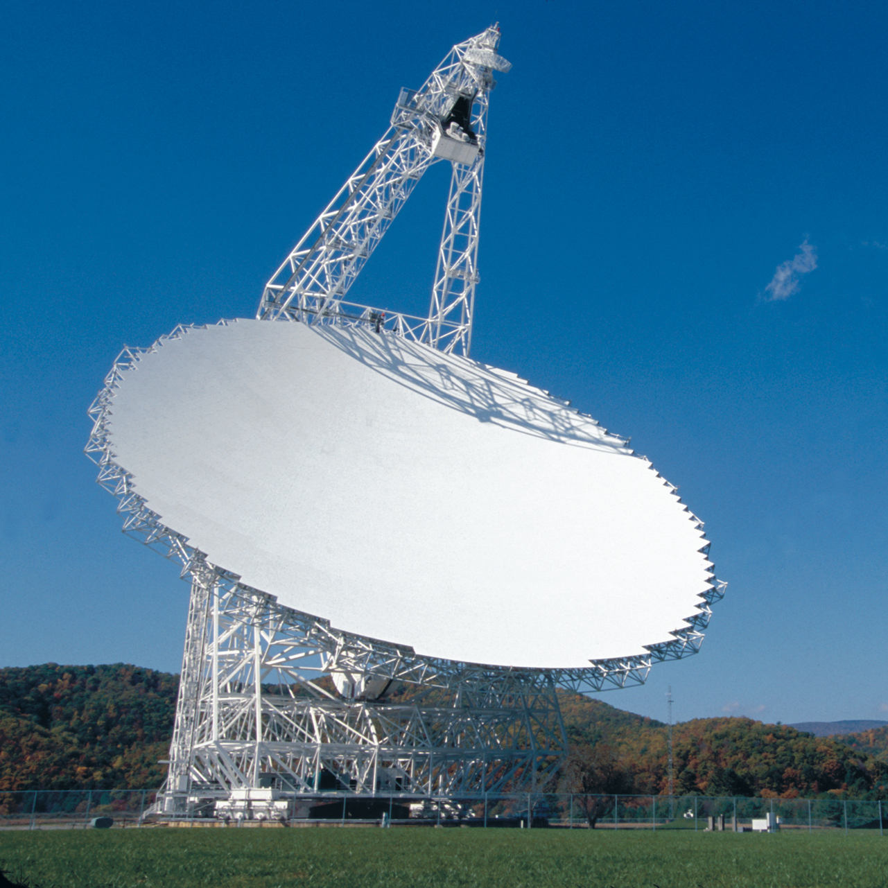 Green Bank Telescope - Wikipedia