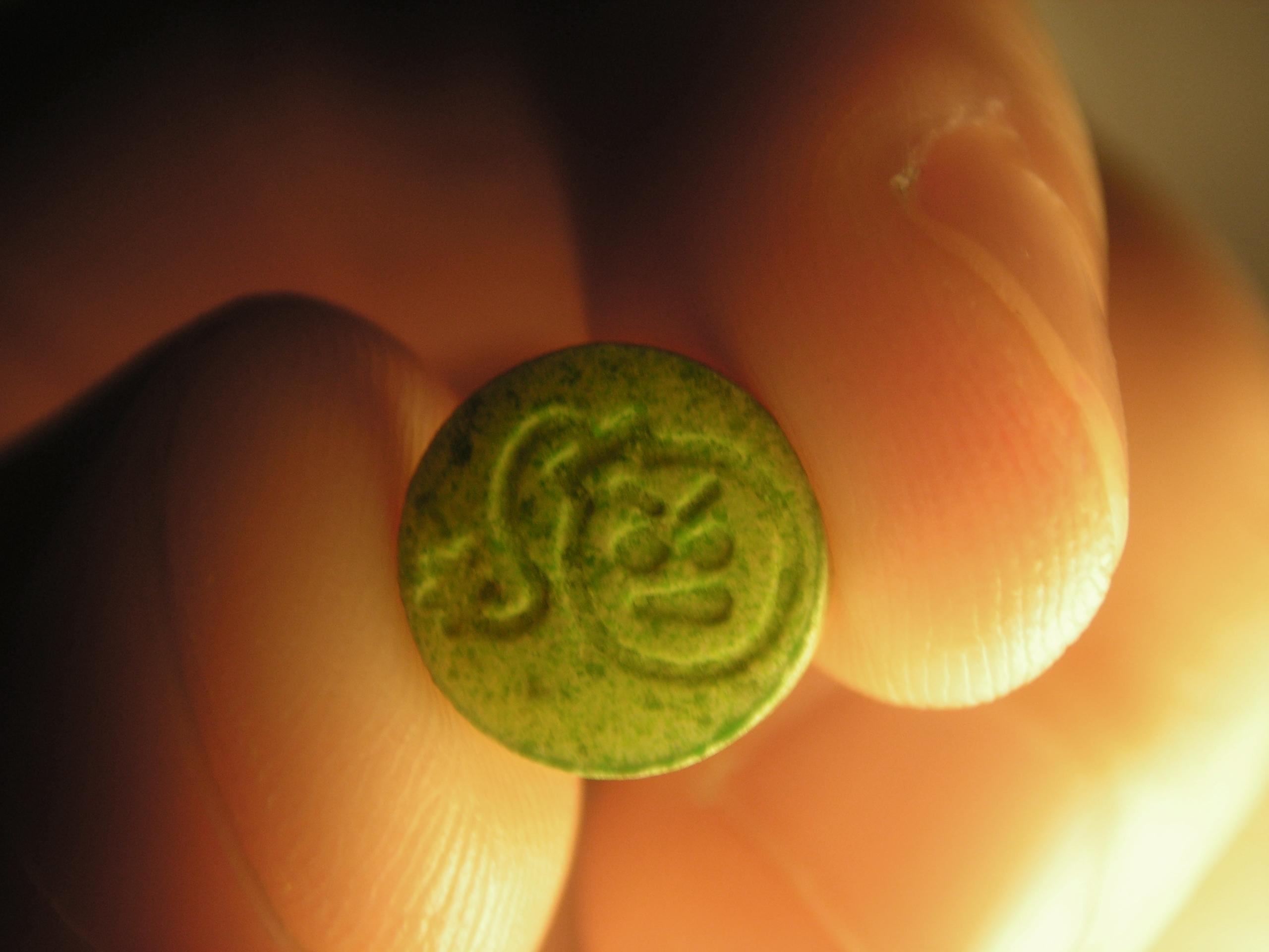 "La pilule ""Green Bomb"""