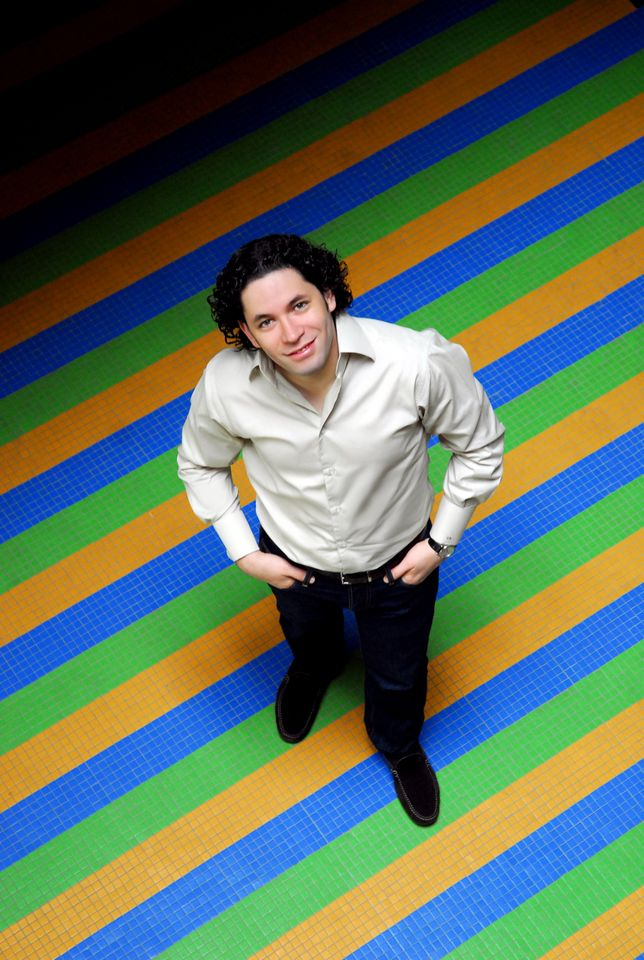 Photo of Gustavo Dudamel