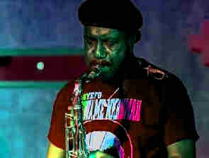 Gyedu-Blay Ambolley Ghanaian musician