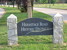 Hermitage Road Historic District human settlement in Richmond, Virginia, United States of America