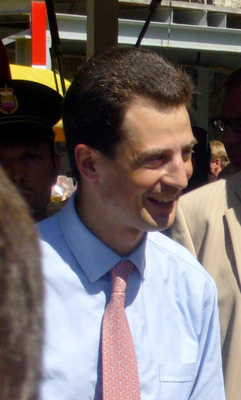 HSH Hereditary Prince Alois, Regent of Liechtenstein