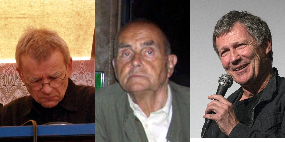 Moebius (2013), Rodelius (2007), Rother (2013)