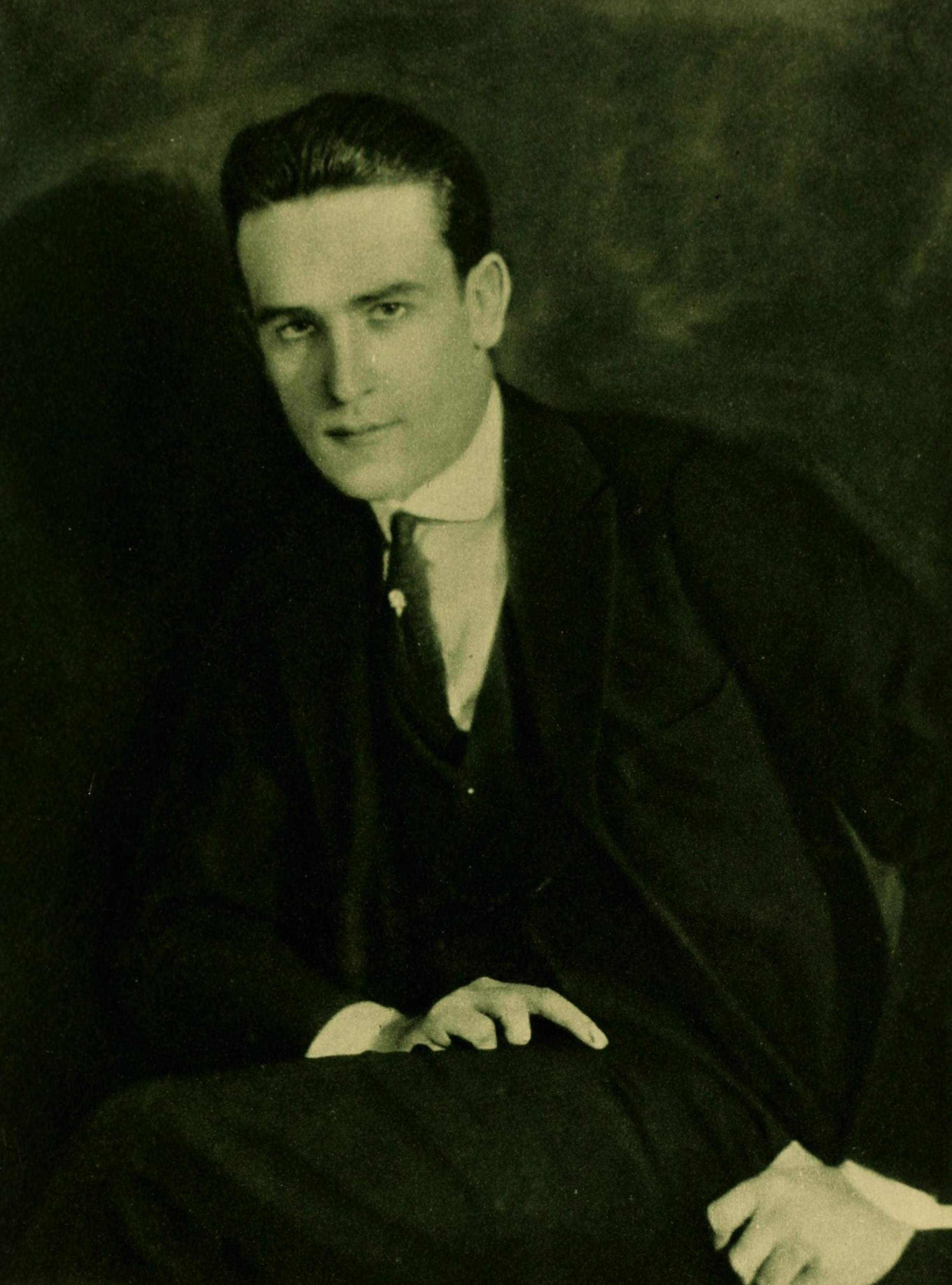 Photo Harold Lloyd via Opendata BNF