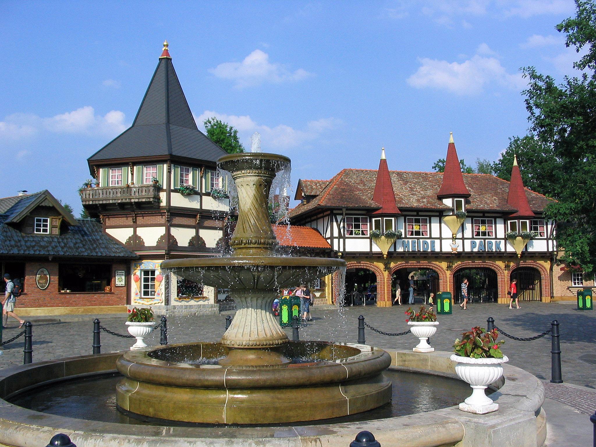Hotel Park Soltau Check In