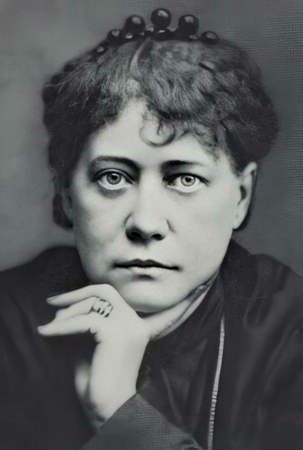 Image result for H.P. Blavatsky