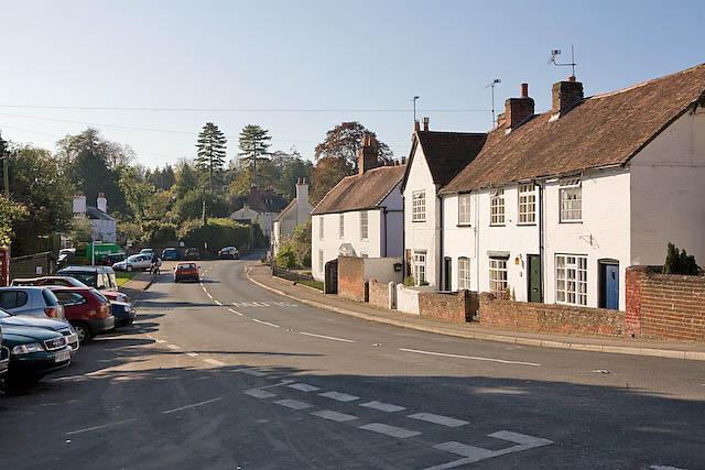 High Street, Droxford - geograph.org.uk - 592548