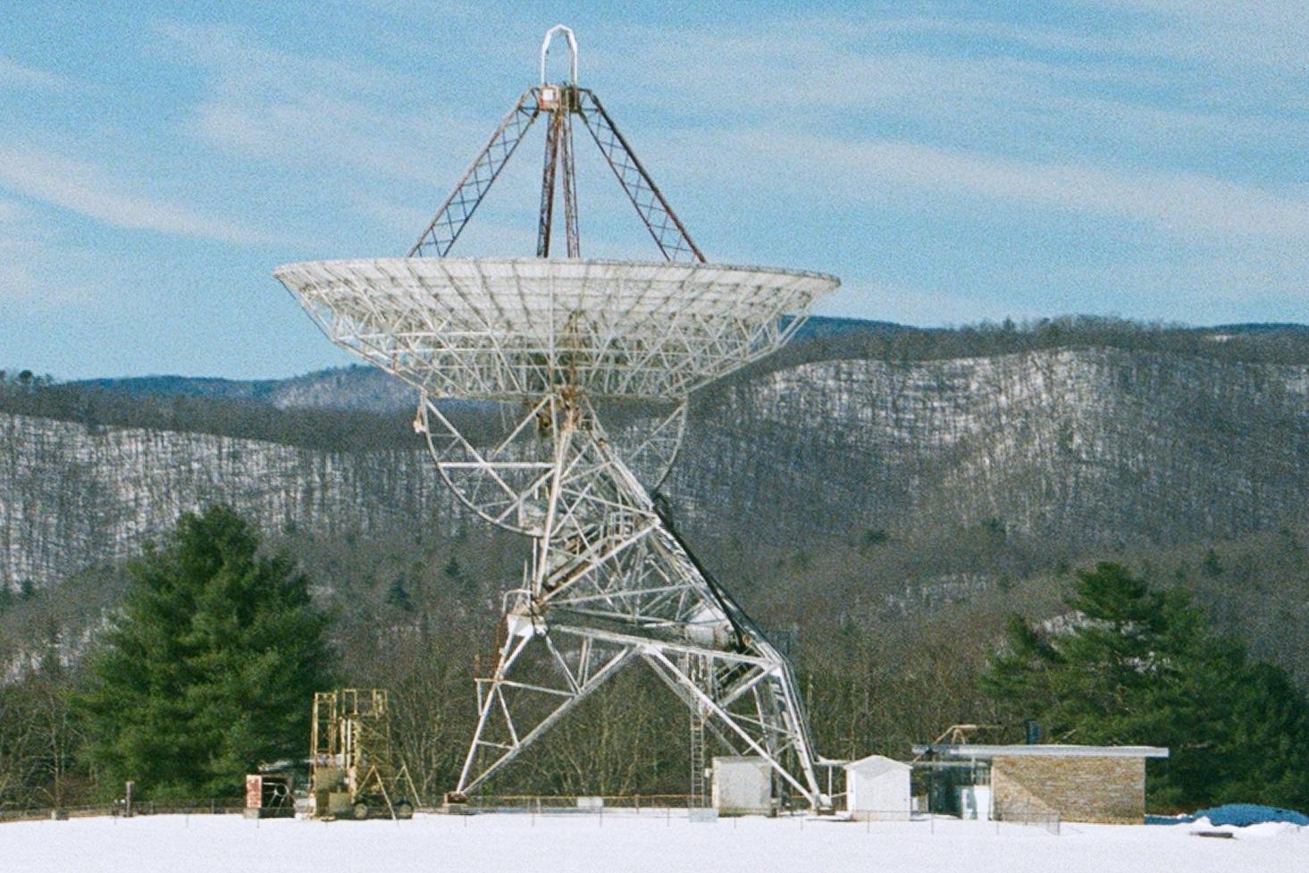 Green Bank Interferometer - Wikipedia