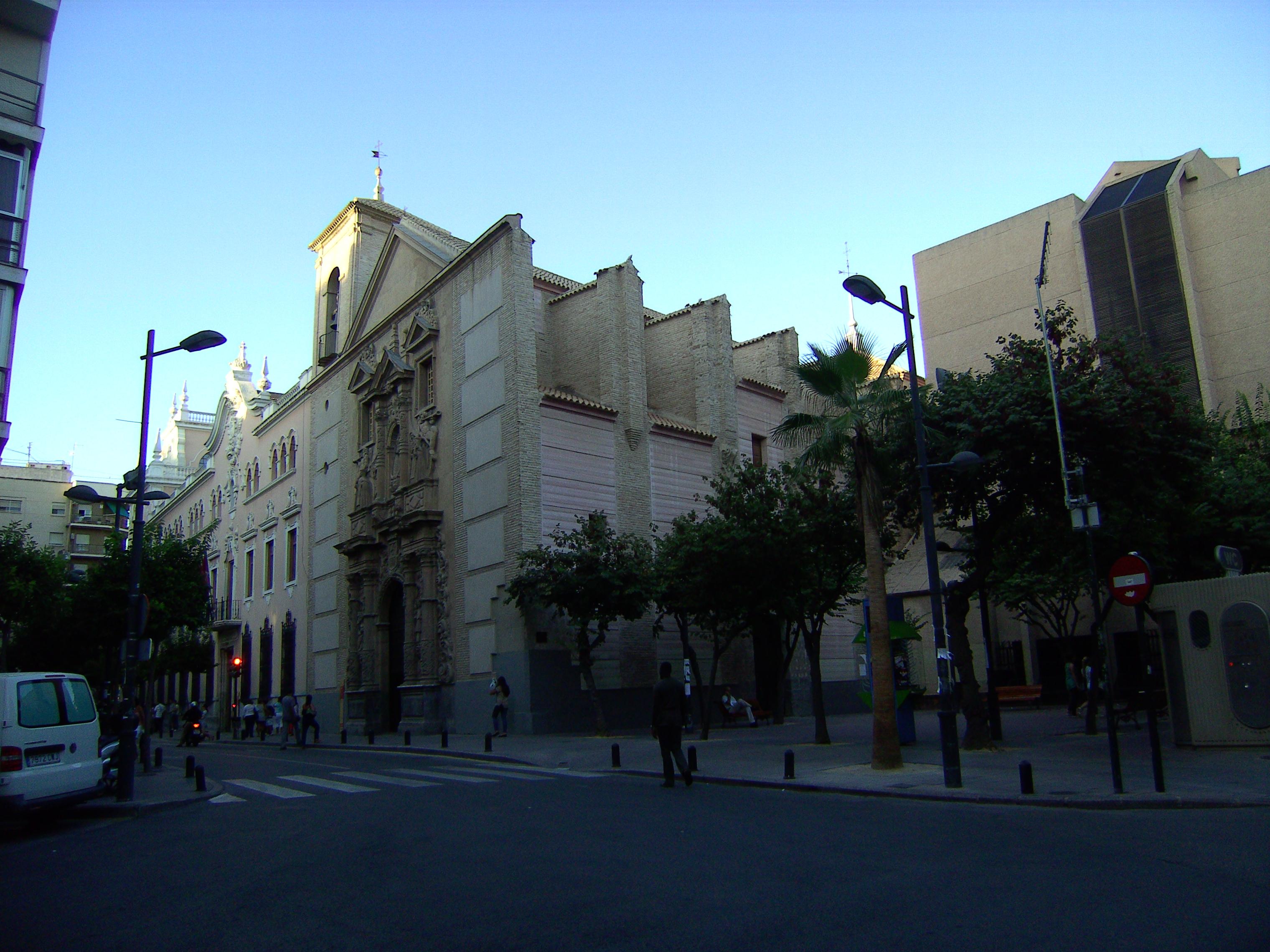 Facultad De Derecho Universidad De Murcia Wikipedia La