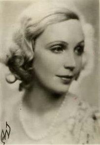 Inga Tidblad, 1930'ere.