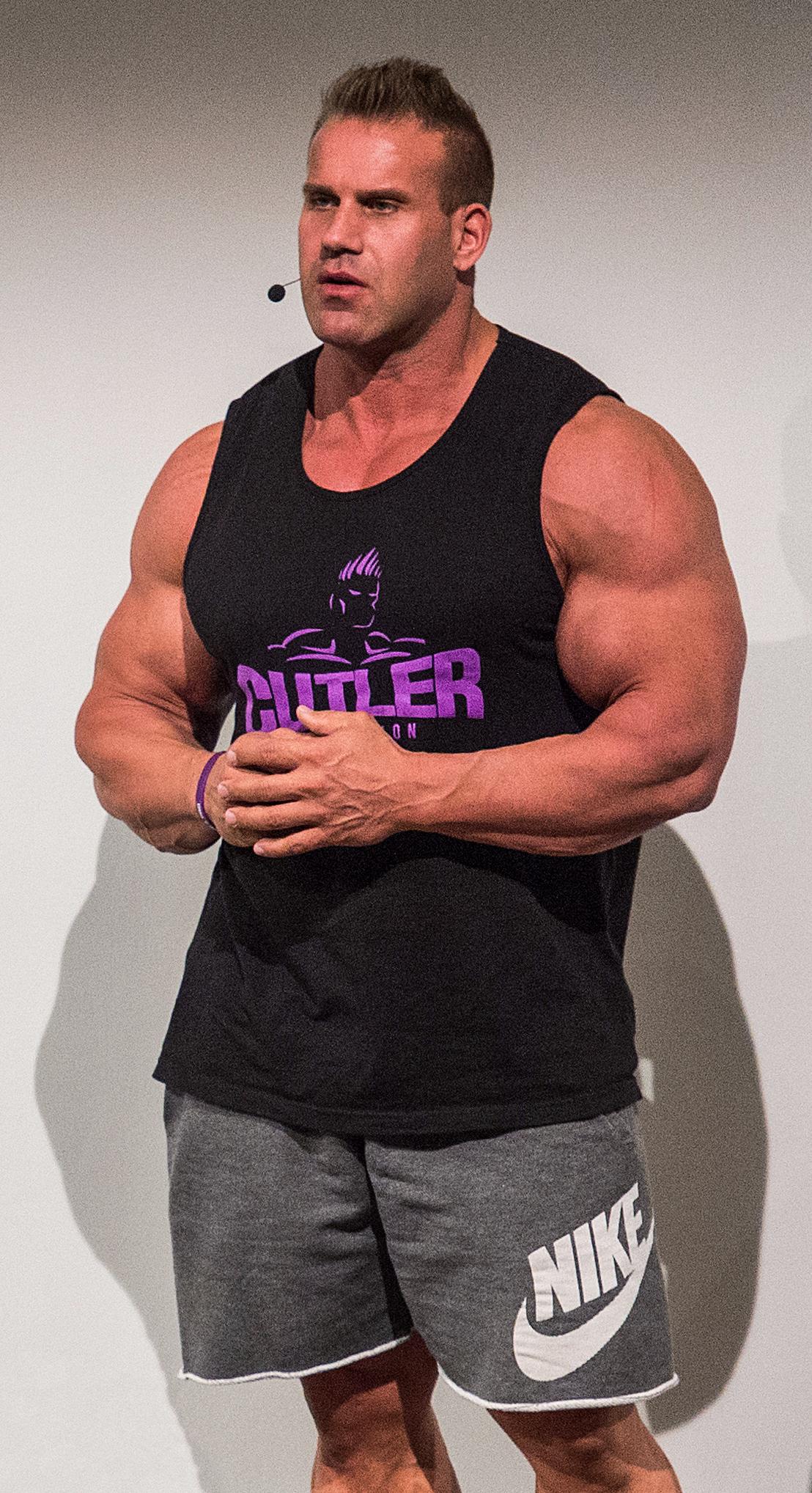 Jay Cutler (bodybuilder) - Wikiwand