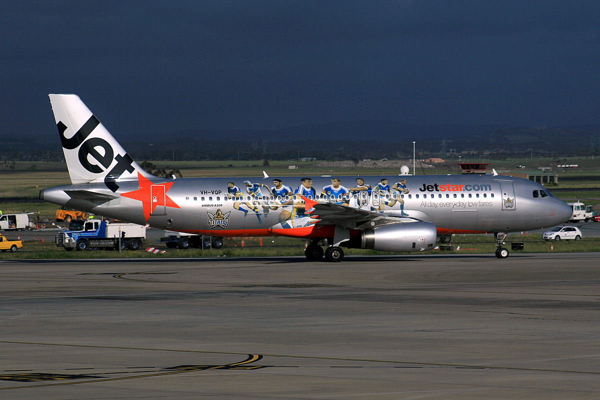 Jetstar Airways (JQ) Flight schedules