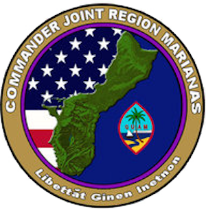 Joint Region Marianas Military unit