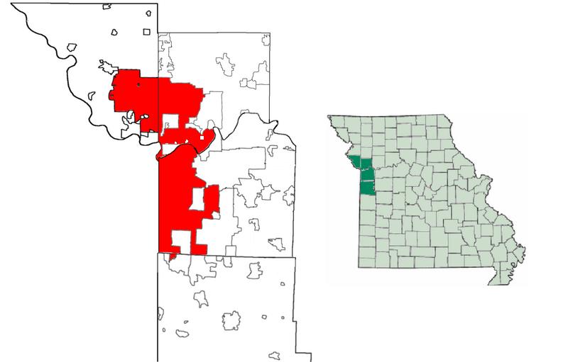 Jackson county missouri boundaries in dating