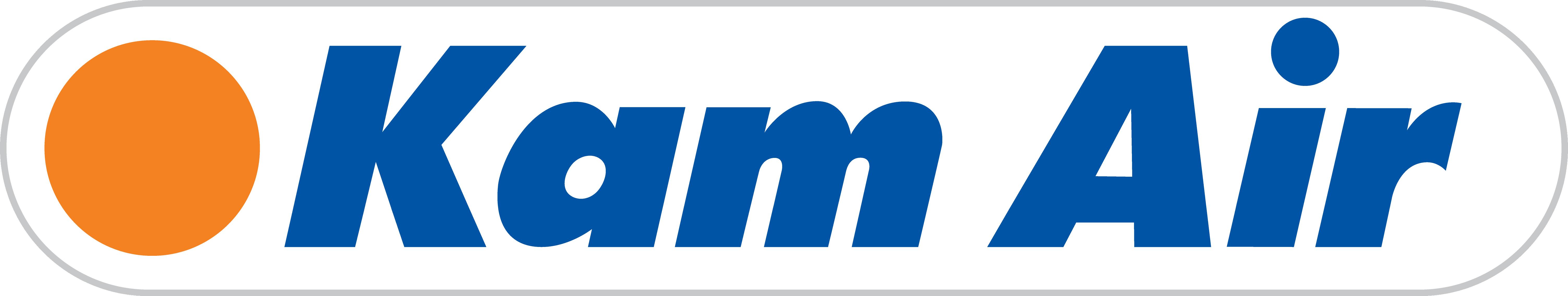 File Kam Air Logo Png Wikimedia Commons